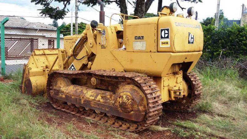 Carregadeira EsteiraCATERPILLAR941B - 19C217