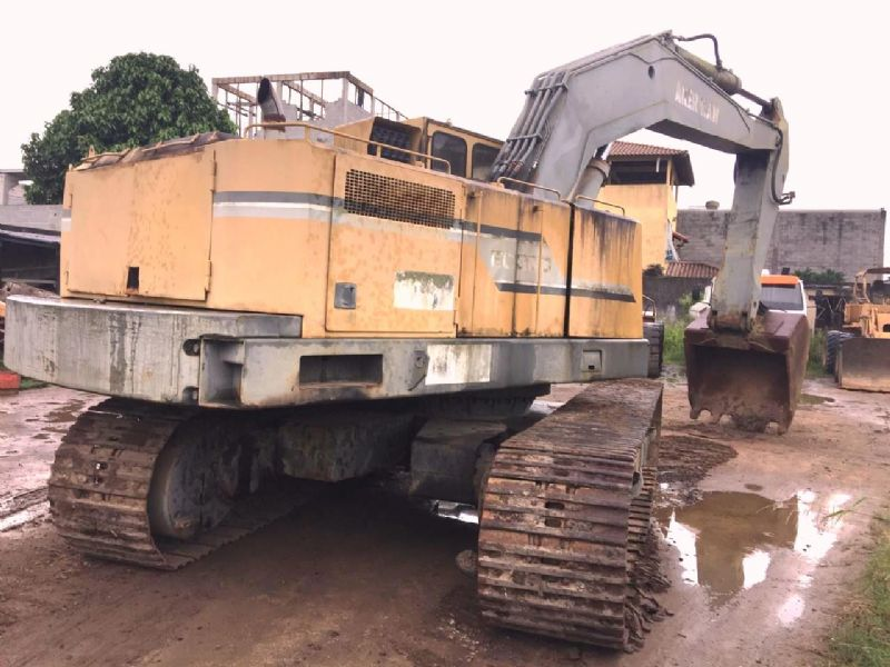 EscavadeiraAKERMANHC300 - 19D113