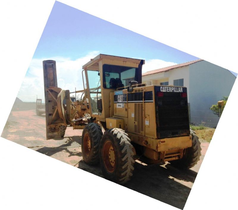 MotoniveladoraCATERPILLAR120H - 19D124