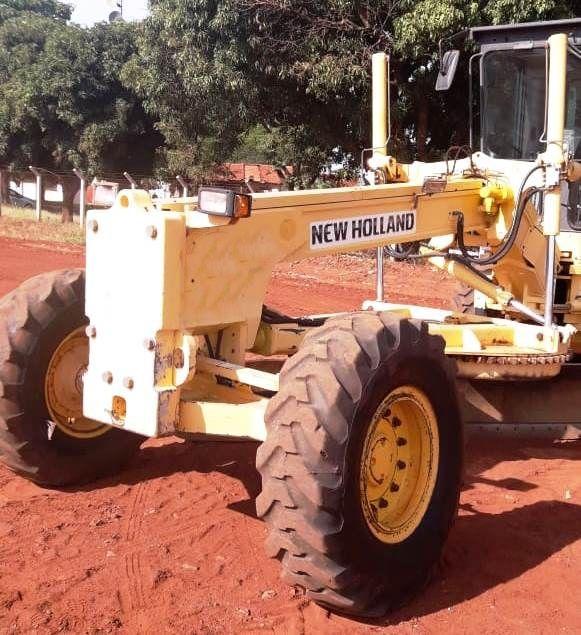 MotoniveladoraNEW HOLLANDRG170 - 19D419