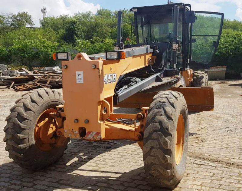 MotoniveladoraCASE845 - 19E109
