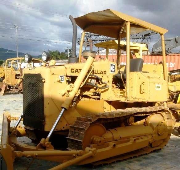 Trator EsteiraCATERPILLARD4EDD - 19E314