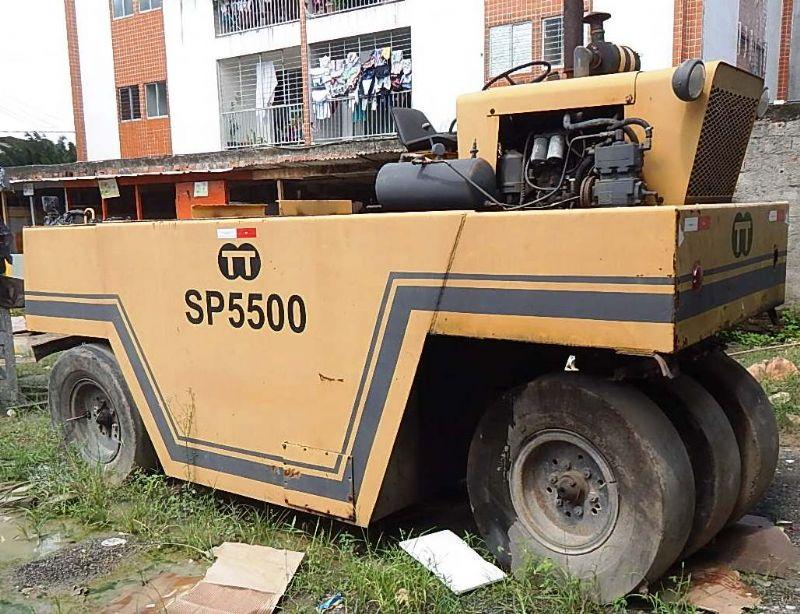 Rolo CompactadorTEMA TERRASP5500 - 19E424