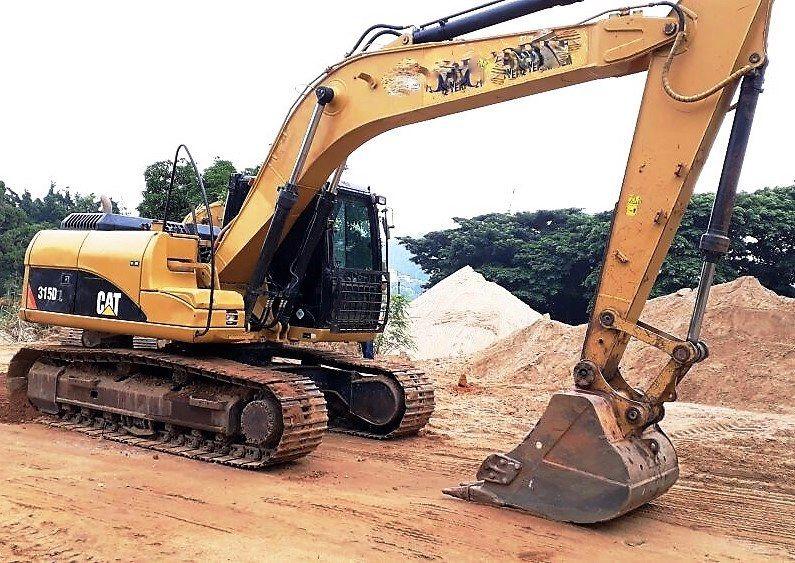 EscavadeiraCATERPILLAR315D - 19E432