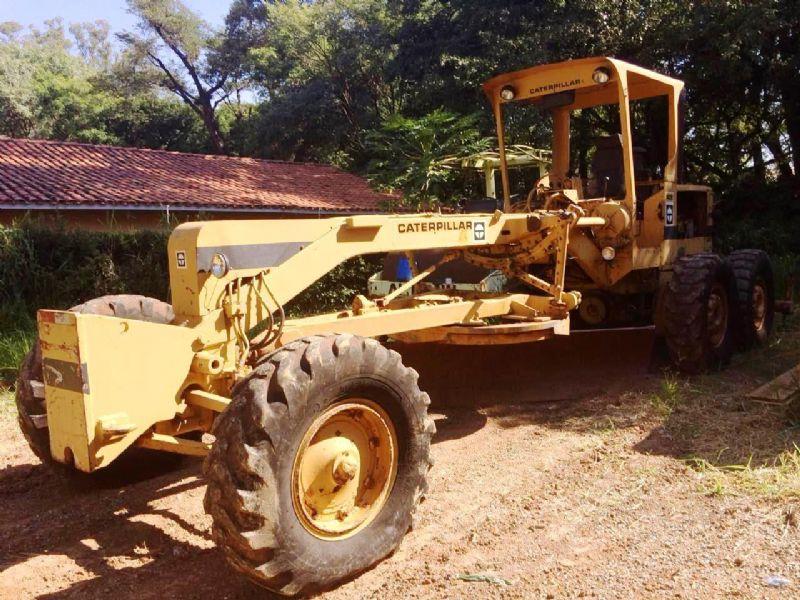 MotoniveladoraCATERPILLAR140B - 19E510