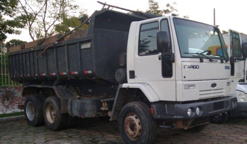 CaminhaoFORDCacamba - 19F308