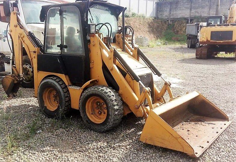 Mini Retro EscavadeiraJCB1CX - 19G312