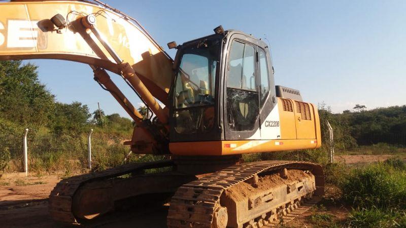 EscavadeiraCASECX220 - 19G316