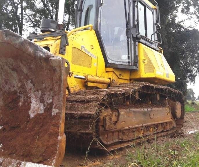 Trator EsteiraKOMATSUD51 - 19G406