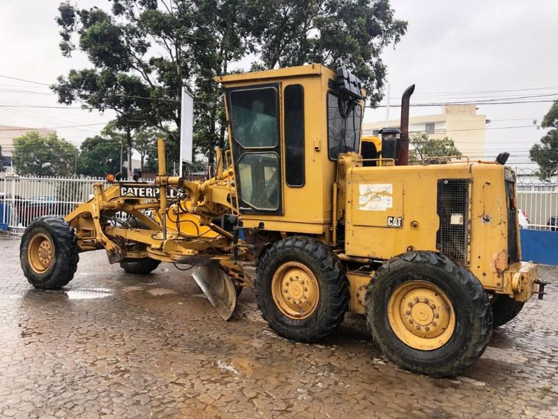 Motoniveladora CATERPILLAR 120G - 19G504