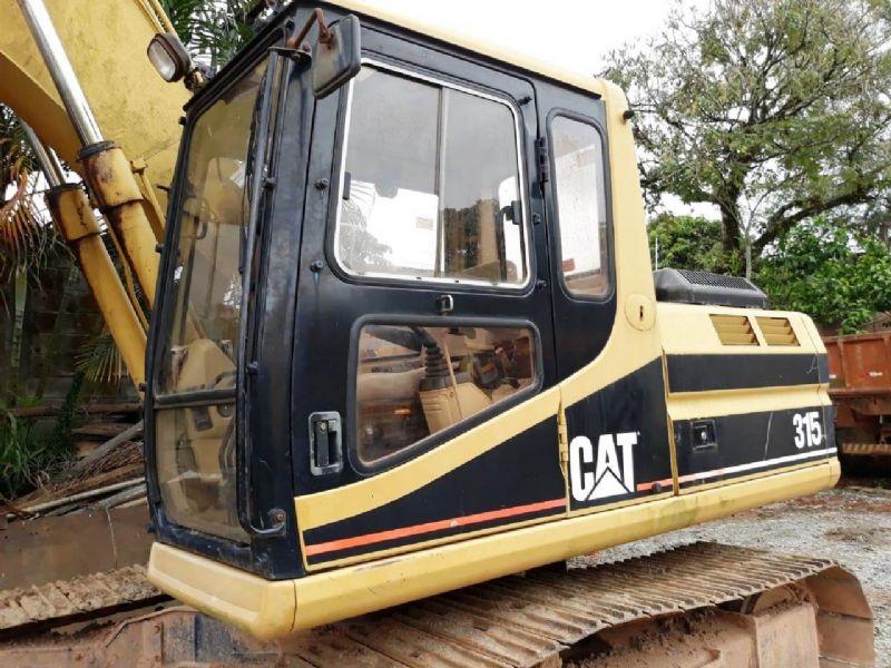 EscavadeiraCATERPILLAR315 - 19H101