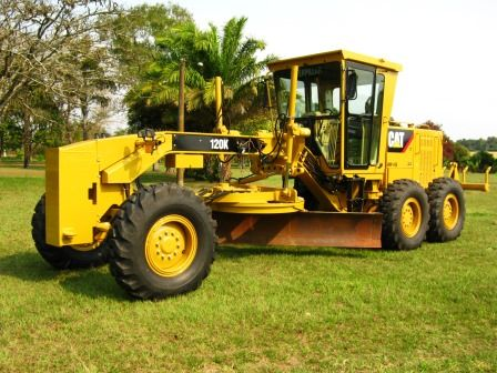 Motoniveladora CATERPILLAR 120K - 19I101