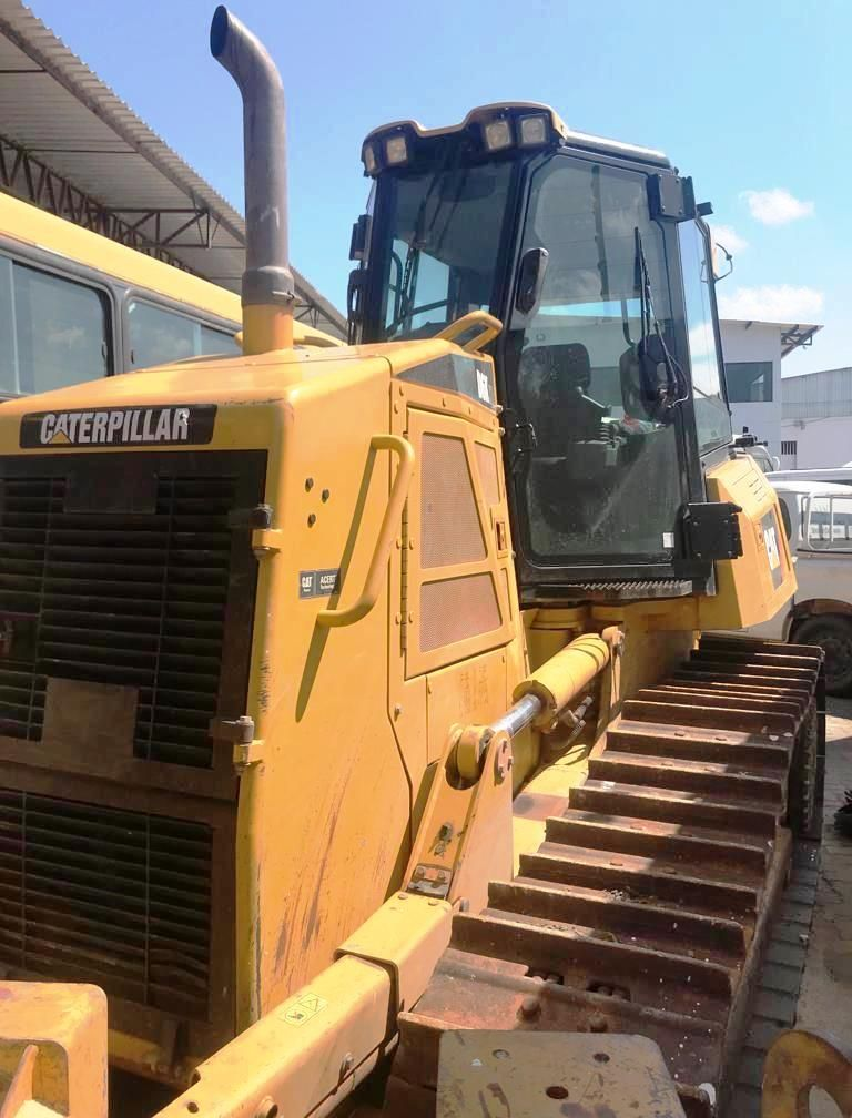 Trator EsteiraCATERPILLARD6K - 19J211