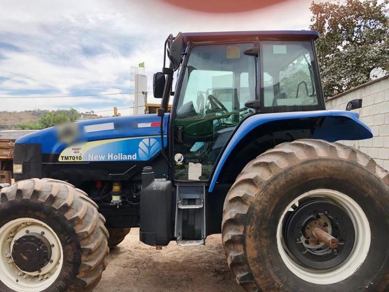 Trator Pneu NEW HOLLAND TM7010 - 19J511