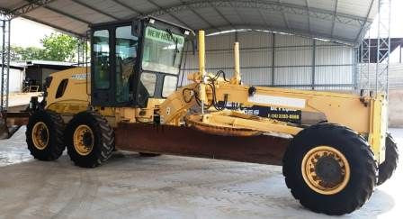 Motoniveladora NEW HOLLAND RG170 - 19K335