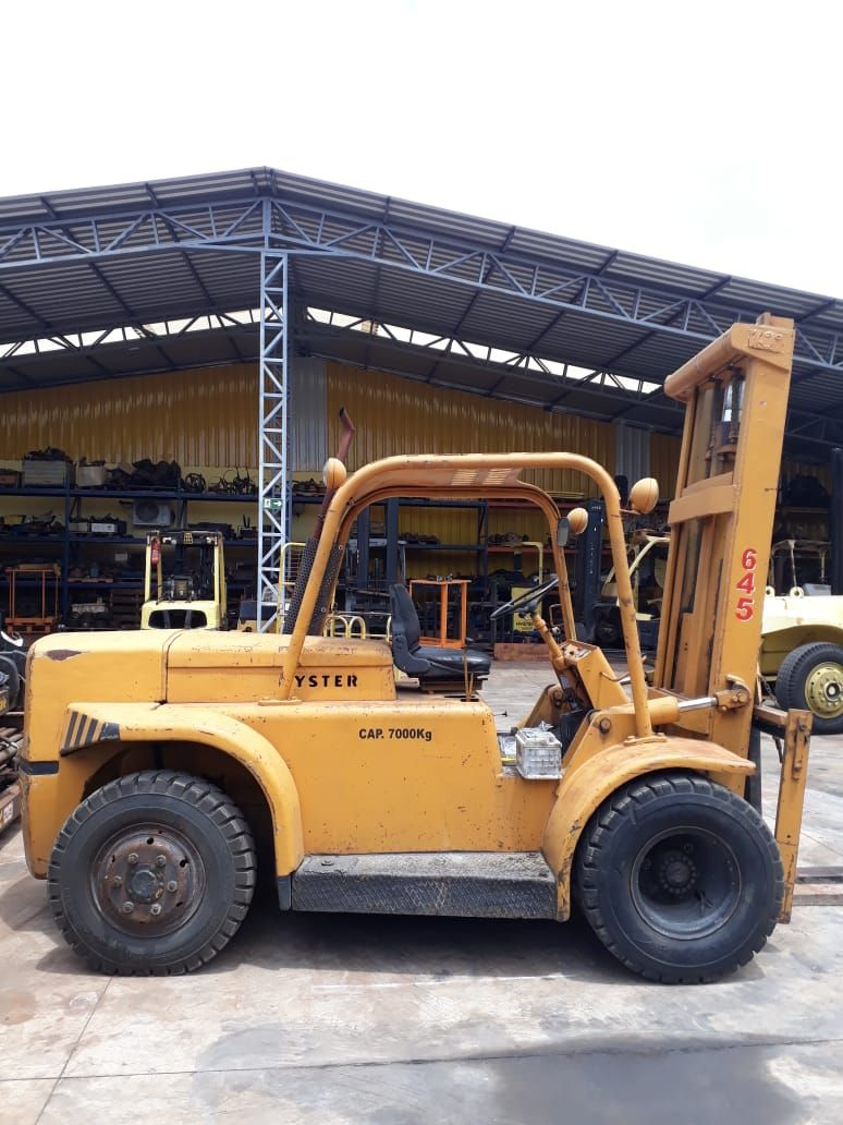 Empilhadeira HYSTER H150J - 19L102