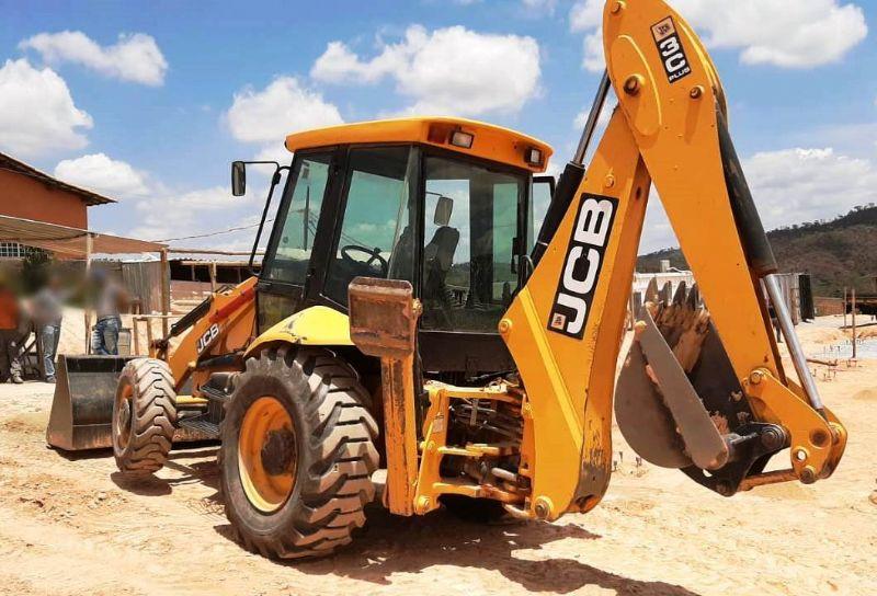 Retro EscavadeiraJCB3C - 19L126