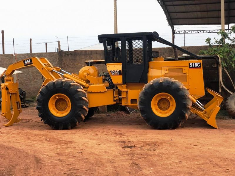 Skidder CATERPILLAR 518C - 19L208