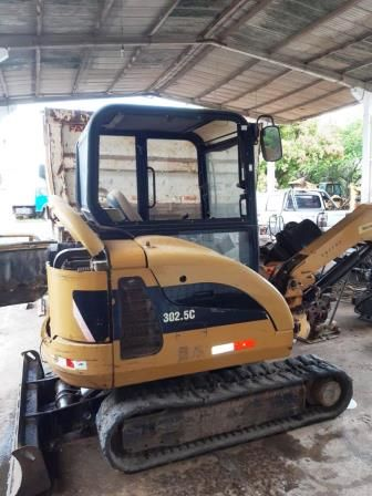 Mini Escavadeira CATERPILLAR 302.5C - 20A301