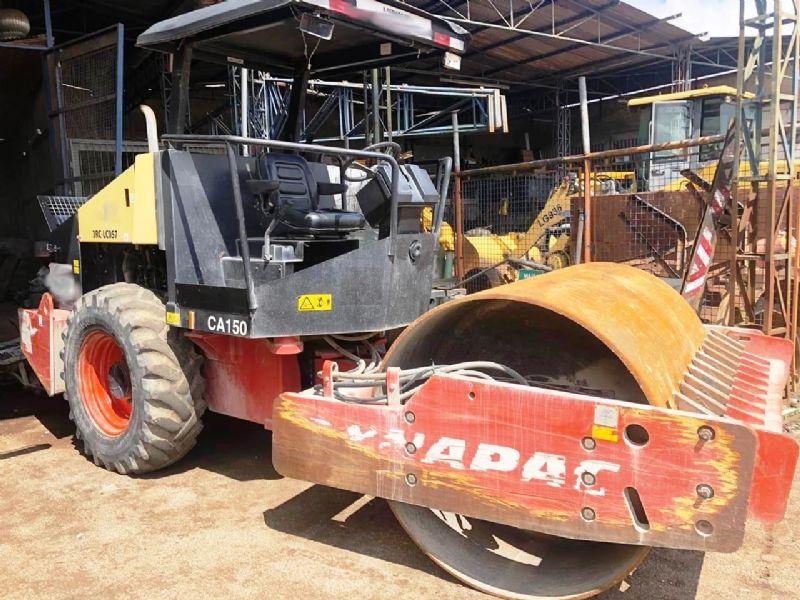 Rolo CompactadorDYNAPACCA150 - 20B207