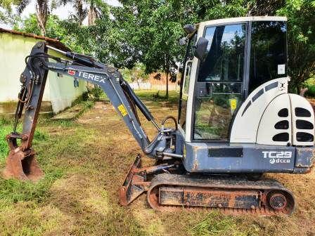 Mini EscavadeiraTEREXTC29 - 20B311