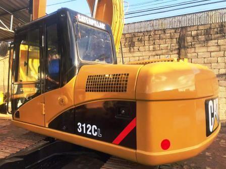 EscavadeiraCATERPILLAR312C - 20B313