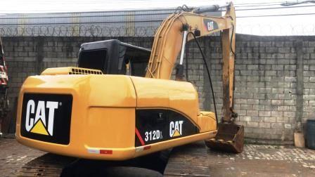 EscavadeiraCATERPILLAR312D - 20B315