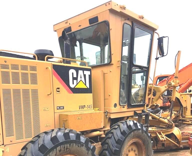Motoniveladora CATERPILLAR 120K - 20C202