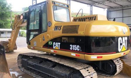 EscavadeiraCATERPILLAR315C - 20C224