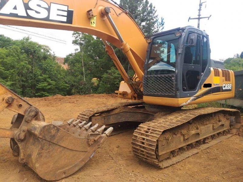 EscavadeiraCASECX220 - 20C501