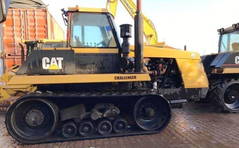 Trator EsteiraCATERPILLAR75C - 20D401