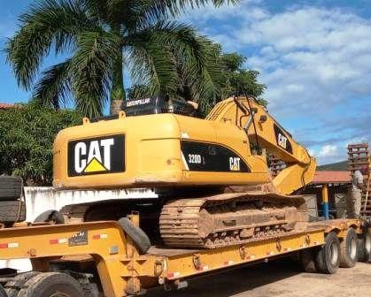 EscavadeiraCATERPILLAR320D - 20D408