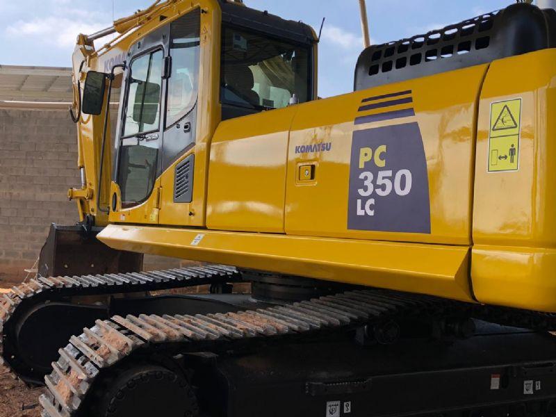 EscavadeiraKOMATSUPC350 - 20D520