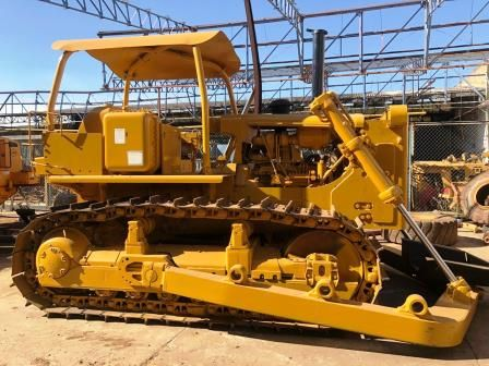 Trator EsteiraCATERPILLARD7G - 20D522