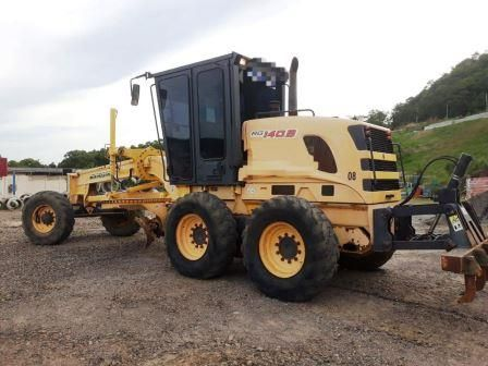 Motoniveladora NEW HOLLAND RG140 - 20E121
