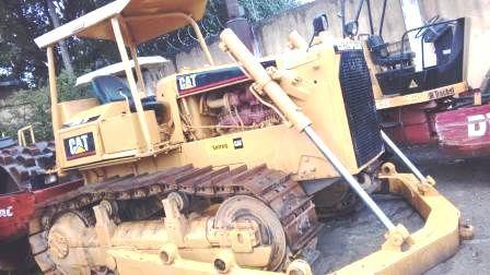 Trator EsteiraCATERPILLARD6DPS - 20F106