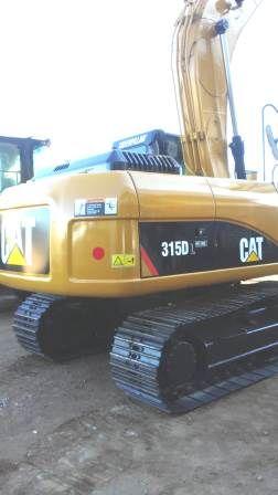 EscavadeiraCATERPILLAR315D - 20F431