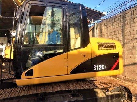 EscavadeiraCATERPILLAR312C - 20G103