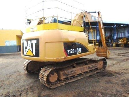 EscavadeiraCATERPILLAR312D - 20G217