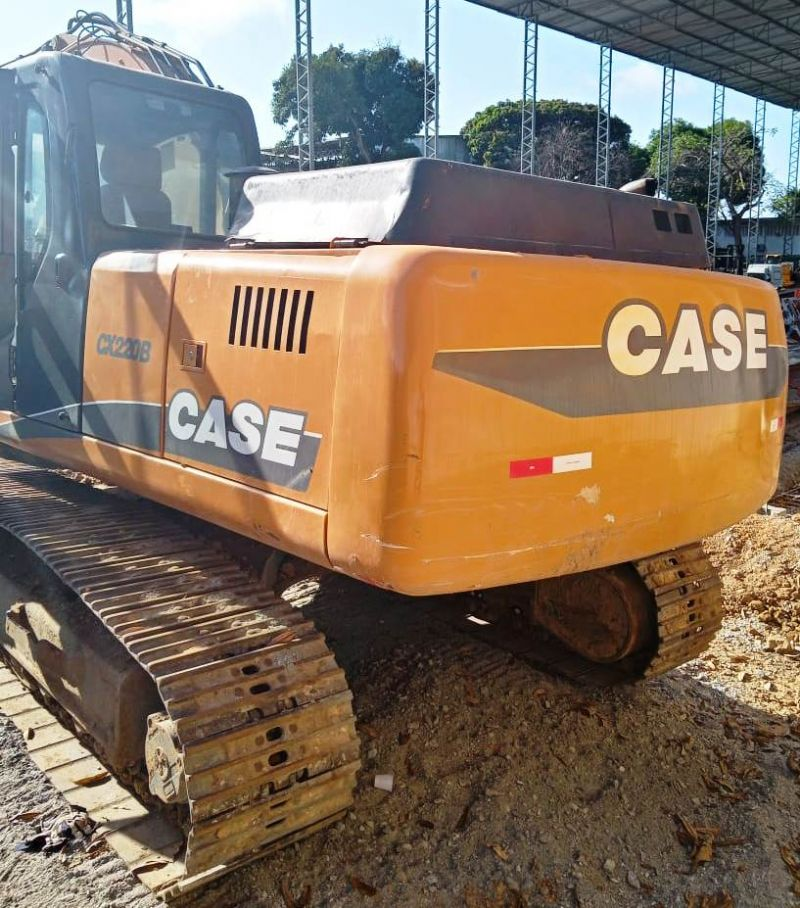 Escavadeira CASE CX220 - 20I408