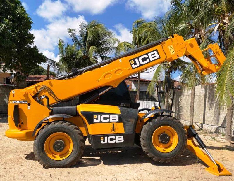 ManipuladorJCB540 - 20I502