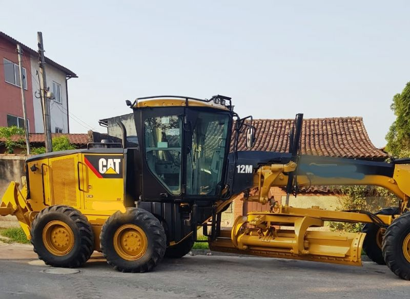 Motoniveladora CATERPILLAR 12M - 20J205