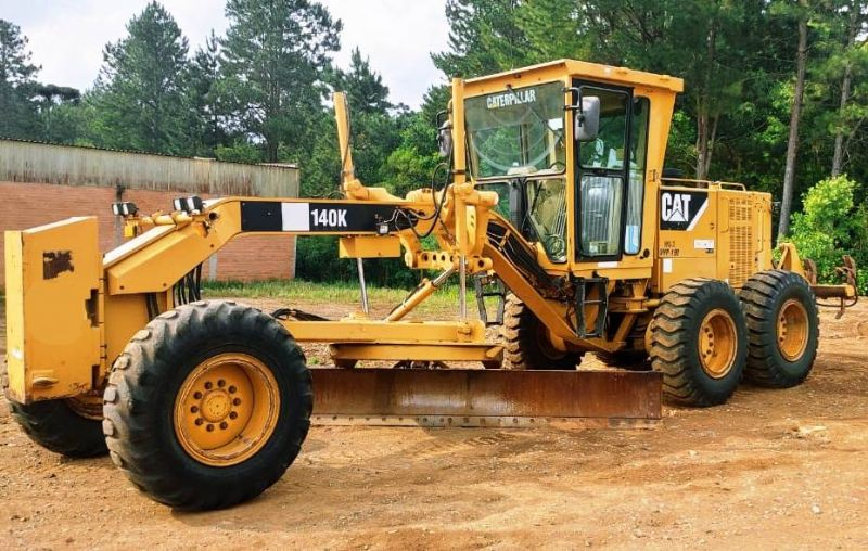 Motoniveladora CATERPILLAR 140K - 20K407