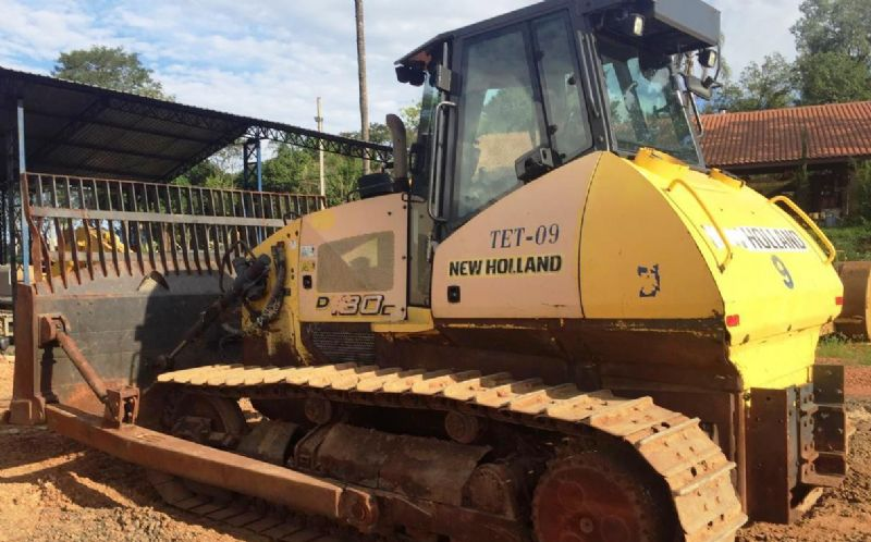 Trator Esteira NEW HOLLAND D180 - 20L209
