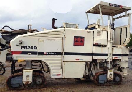 FresadoraTEREXPR260 - 21A305