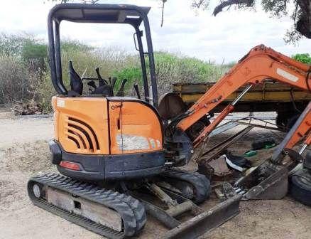 Mini EscavadeiraDOOSANDX27Z - 21B309