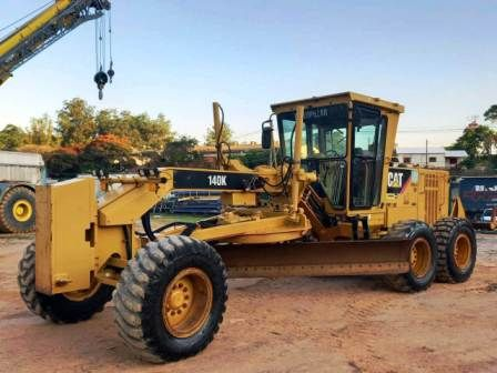 Motoniveladora CATERPILLAR 140K - 21B419