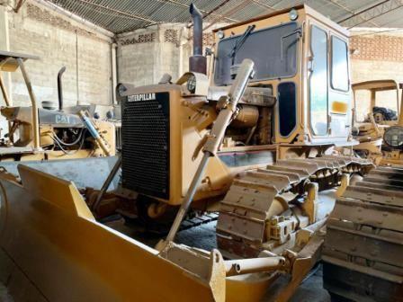 Trator EsteiraCATERPILLARD6DPS - 21C238
