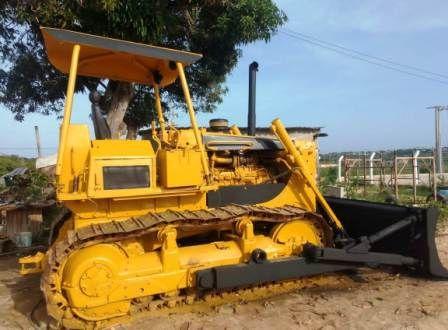 Trator EsteiraCATERPILLARD6DDD - 21C306