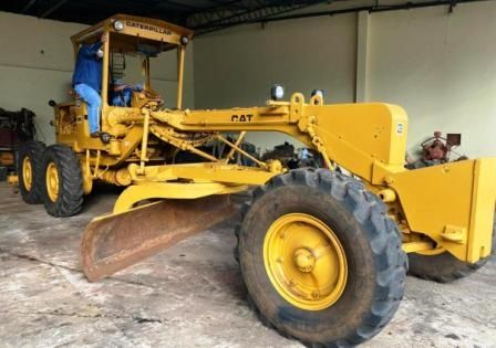 Motoniveladora CATERPILLAR 140B - 21C320